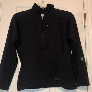 Black Patagonia Zip up